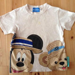 ダッフィー(ダッフィー)の100センチ ダッフィーTシャツ(Tシャツ/カットソー)