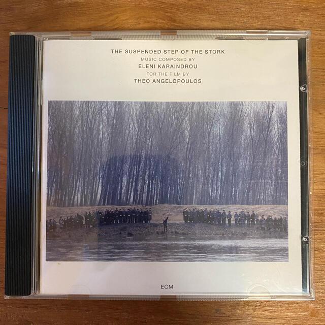 Eleni Karaindrou–The SuspendedStepOfThe〜 エンタメ/ホビーのCD(映画音楽)の商品写真