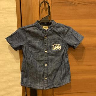 バディーリー(Buddy Lee)のLee 半袖シャツ 110 リー デニムシャツ(Tシャツ/カットソー)