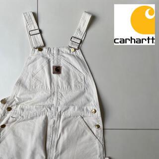 carhartt - レアカラー carharrt カーハート オーバーオール サロペット