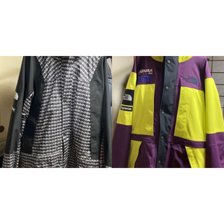 THE NORTH FACE - supreme north face ジャケット2セット