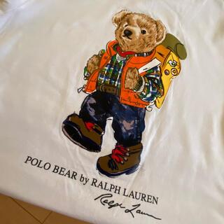 ポロラルフローレン(POLO RALPH LAUREN)のラルフローレン くまさん ベア Tシャツ(シャツ/ブラウス(長袖/七分))