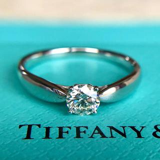 Tiffany & Co. - ティファニー ハーモニー ダイヤモンド リング 0.33ct 10号