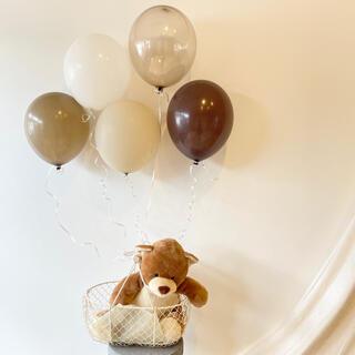 誕生日 飾り 風船 バルーン バースデー インスタ人気 くま 北欧 海外子供服
