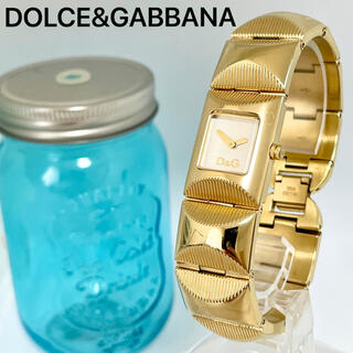 DOLCE&GABBANA - 241 ドルガバ時計 レディース腕時計 ゴールド ドルチェアンドガッパーナ