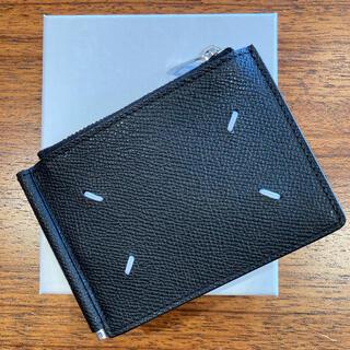 マルタンマルジェラ(Maison Martin Margiela)の【新品未使用】メゾンマルジェラ マネークリップ付き二つ折り財布(マネークリップ)