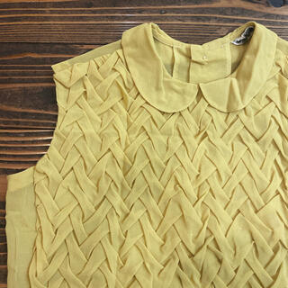 サンタモニカ(Santa Monica)のused ノースリーブトップス(シャツ/ブラウス(半袖/袖なし))