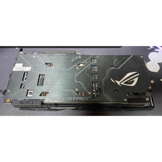 ASUS(エイスース)のASUS RTX2080ti スマホ/家電/カメラのPC/タブレット(PCパーツ)の商品写真