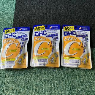 DHC - DHC ビタミンC 60日分✖️3袋