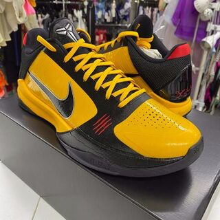 Nike Kobe 5 Protro Bruce Lee CD4991-700(スニーカー)