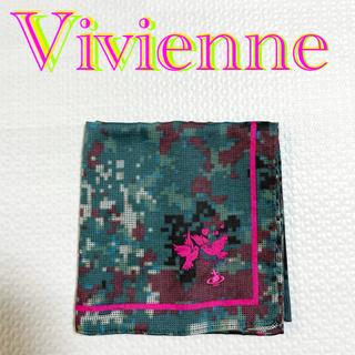Vivienne Westwood - ヴィヴィアン ハンカチ ヴィヴィアン・ウエストウッド カモフラ