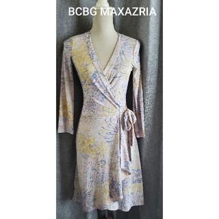 BCBGMAXAZRIA - 大変美品 BCBGマックスアズリア 優しい