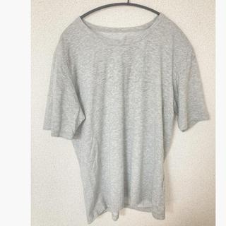 ビューティアンドユースユナイテッドアローズ(BEAUTY&YOUTH UNITED ARROWS)のユナイテッドアローズ Tシャツ グレー 灰色 Lサイズ シャツ 半袖(Tシャツ/カットソー(半袖/袖なし))