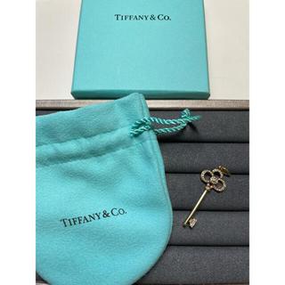 ティファニー(Tiffany & Co.)のティファニー クラウンキー k18YG(ネックレス)