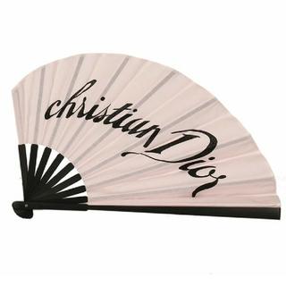 Christian Dior - 未使用 ディオール 扇子 ブルーミングブーケ 非売品 Dior ミスディオール