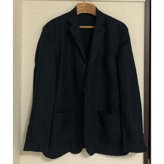 ムジルシリョウヒン(MUJI (無印良品))の無印 テーラードジャケット メンズ(シャツ)