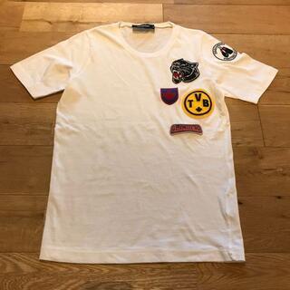 ディースクエアード(DSQUARED2)の国内正規 DSQUARED2 ワッペン 半袖 Tシャツ S(Tシャツ(半袖/袖なし))