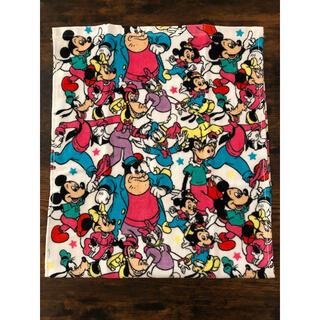 ミッキーマウス(ミッキーマウス)のディズニーフレンズ フェイスタオル レトロミッキー ミニー プール(タオル/バス用品)