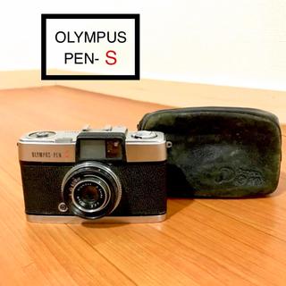 OLYMPUS - オリンパス ペンS OLYMPUS PEN S フィルムカメラ・フイルムカメラ