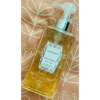 ジルスチュアート(JILLSTUART)のジルスチュアート   ハンドウォッシュ   ホワイトフローラルの香り(ボディソープ/石鹸)