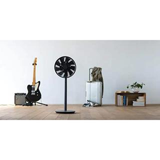 BALMUDA - BALMUDA(バルミューダ) 扇風機 EGF-1700-DK