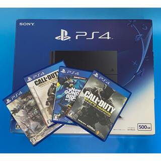 PlayStation4 - プレステ4 PlayStation4 CUH-1200A B01 500GB