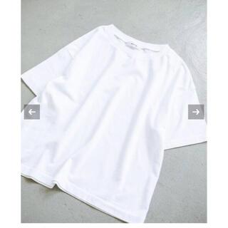 イエナ(IENA)のIENA 【アルヴァナ】別注 DAIRY OVERSIZE Tシャツ(Tシャツ/カットソー(半袖/袖なし))