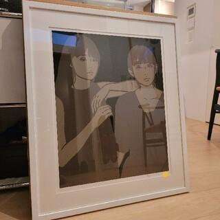 kyne シルクスクリーン新品KYNE Untitled Type C 額装済み(絵画/タペストリー)