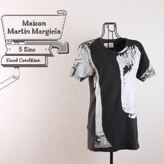 Maison Martin Margiela - 美品 マルタン マルジェラ ペンキ加工 Tシャツ カットソー