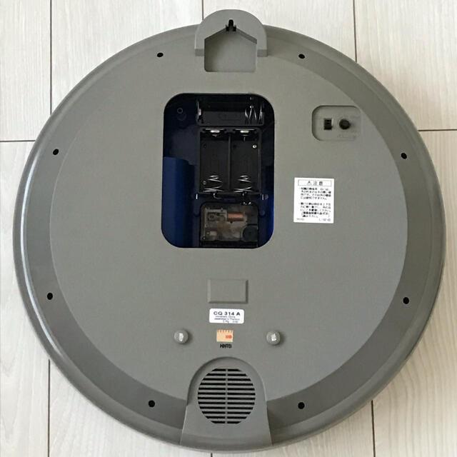 SEIKO(セイコー)のドラえもん 壁掛け時計 メロディ時計 CQ314A おしゃべり時計 からくり時計 インテリア/住まい/日用品のインテリア小物(掛時計/柱時計)の商品写真