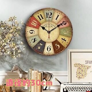 《待望の再入荷♥》ウォームクロック 壁掛け時計 アンティーク ヴィンテージ