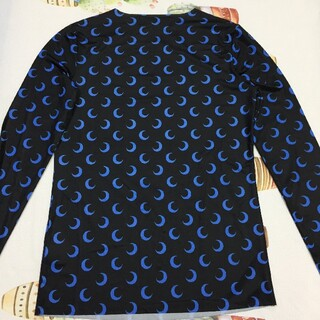マルタンマルジェラ(Maison Martin Margiela)のmarine serre ムーンプリント トップス M(Tシャツ(長袖/七分))