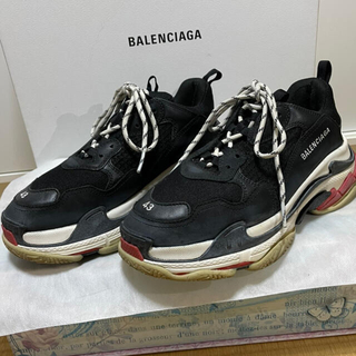 Balenciaga - BALENCIAGA バレンシアガ TripleS シューズ スニーカー