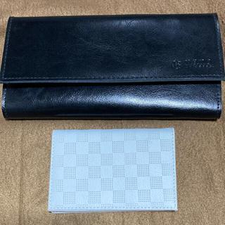 ナノユニバース(nano・universe)の長財布と名刺入れ(長財布)