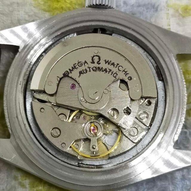 OMEGA(オメガ)のオメガ  メンズ  ミリタリーウォッチ メンズの時計(腕時計(アナログ))の商品写真