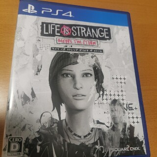 PlayStation4 - Life is Strange: Before the Storm(ライフ イズ