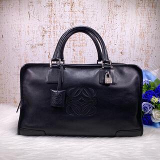 LOEWE - ✨美品✨LOEWE ロエベ アマソナ 36 アナグラム ハンドバッグ