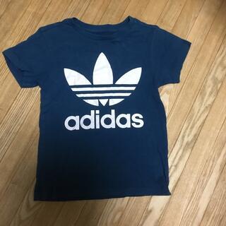 adidas - アディダスaddidas130 kids Tシャツ