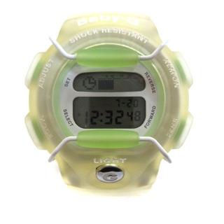 ベビージー(Baby-G)のBaby-G 第6回 イルクジモデル 腕時計 デジタル BG-350K(腕時計)