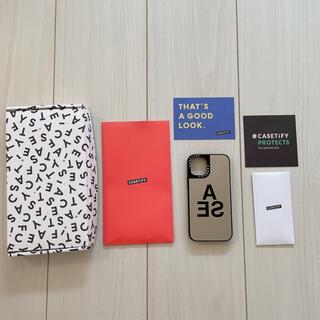 シュプリーム(Supreme)のWIND AND SEA CASETiFY iPhone12 mini(iPhoneケース)