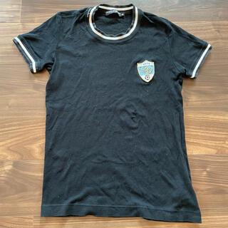 ドルチェアンドガッバーナ(DOLCE&GABBANA)のドルチェ&ガッバーナ  Tシャツ ブラック(Tシャツ/カットソー(半袖/袖なし))