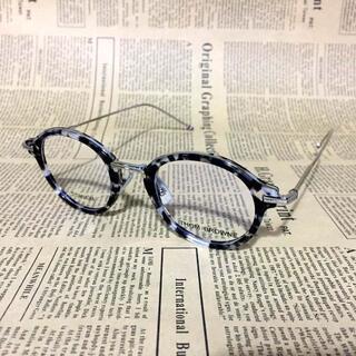 THOM BROWNE - トムブラウン TB-908 メガネ 眼鏡 Grey Tortoise グレー