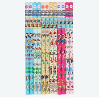 Disney - 東京ディズニーリゾート限定品 鉛筆セット ミッキー ミニー ドナルド