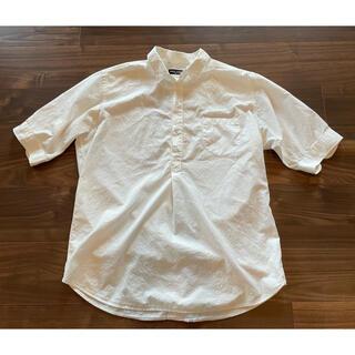 DOLCE&GABBANA - ドルチェ&ガッバーナ  半袖シャツ ホワイト