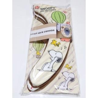 スヌーピー(SNOOPY)のスヌーピー 便座クッションシート トイレシート(日用品/生活雑貨)