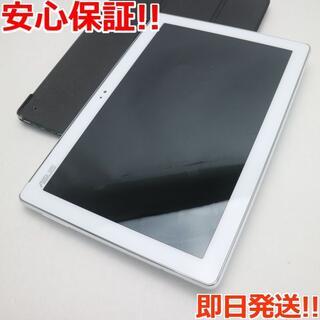 ゼンパッド(ZenPad)の超美品 ZenPad 10 Z300CL ホワイト (タブレット)