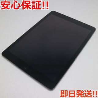 アップル(Apple)の超美品 iPad Air Wi-Fi 32GB グレイ (タブレット)