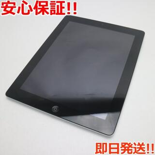 アップル(Apple)の新品同様 iPad第4世代Wi-Fi16GB ブラック (タブレット)
