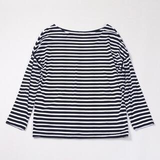 ドゥーズィエムクラス(DEUXIEME CLASSE)のMUSE de Deuxieme Classe【L/S Border Tee】(Tシャツ(長袖/七分))