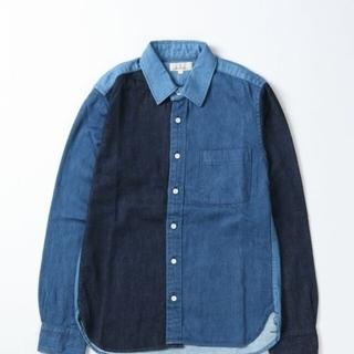 ドゥニーム(DENIME)のJapanBlueJeans クレイジーデニムシャツ(シャツ)
